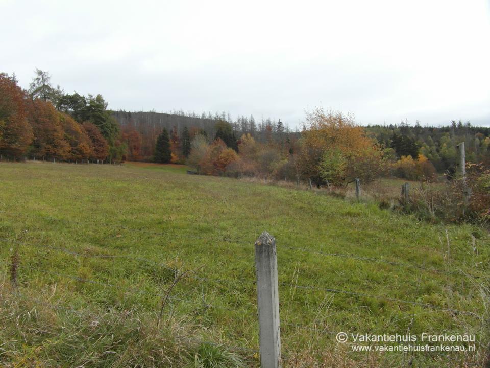 Herfst in Frankenau