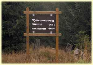 Wandeltochten De Kellerwaldsteig