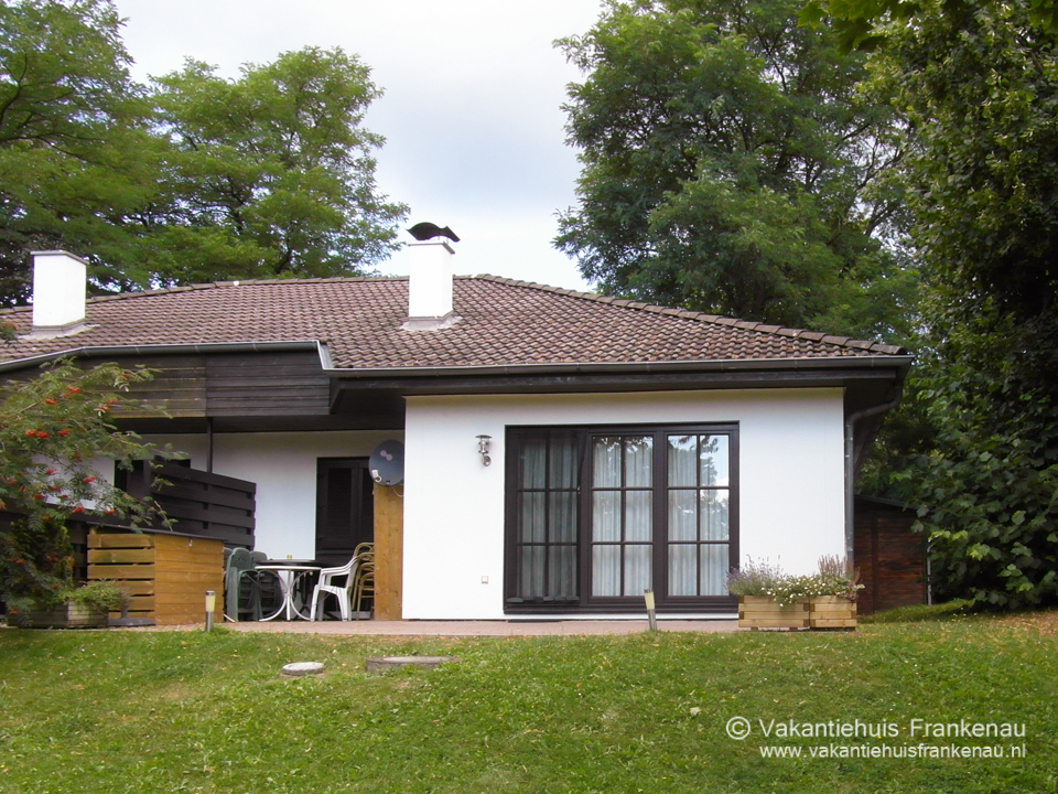 Vakantiehuis Frankenau
