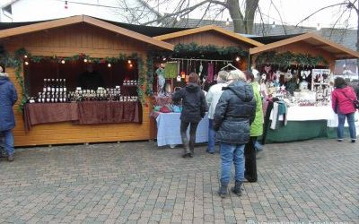 Zondag 14 December Weihnachtsmarkt Ellershausen