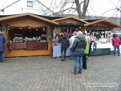 Zondag 14 December Weihnachtsmarkt Ellershausen