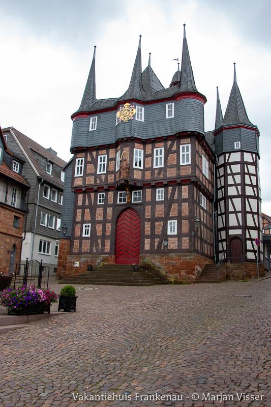 Frankenberg - Omgeving Vakantiehuis Frankenau