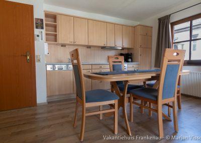 Vakantiehuis Frankenau - Keuken