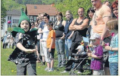 Zaterdag 3 en Zondag 4 April Eierlauf Bergfreiheit