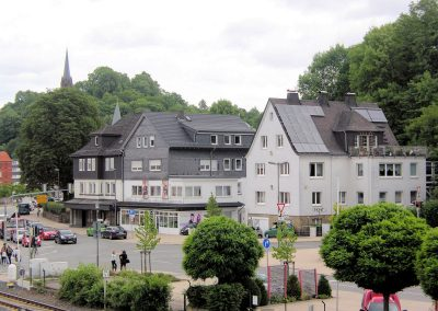 Centrum frankenberg