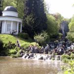 Fonteinen Kassel Willhelmhöhe