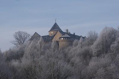 6 en 7 December weihnachtsmarkt Schloss Waldeck