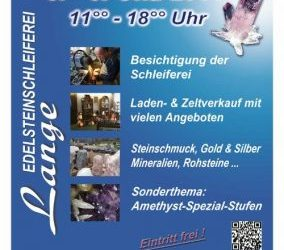 Vrijdag 3 t/m Zondag 5 Oktober Schleifereifest Bergfreiheit