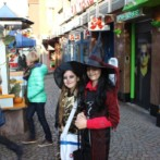 28-10-2017 Halloween Midnight Shopping in Frankenberg