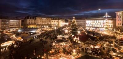 Maandag 24 November t/m Dinsdag 30 December Sprookjes kerstmarkt Kassel