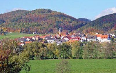 Donderdag 23 Oktober Wander und Heimatverein naar Kleinern