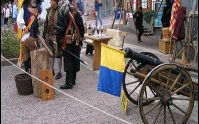 Zaterdag 10 en Zondag 11 Oktober Mittelalterlicher markt Korbach