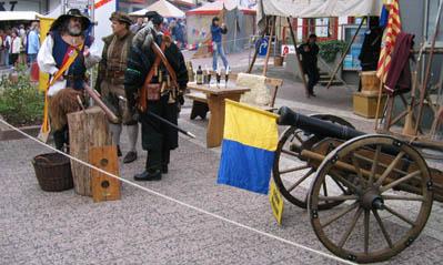 11 en 12 Oktober Mittelalterlicher markt Korbach
