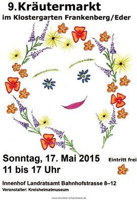 Zondag 17 Mei Kruidenmarkt