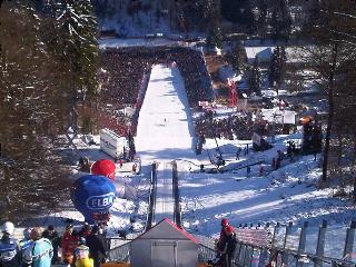 Vrijdag 30 Januari t/m Zondag 1 Februari Weltcup Skispringen
